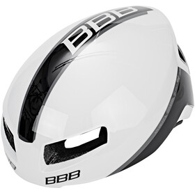 BBB Tithon BHE-08 Bike Helmet white/black
